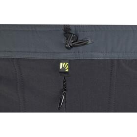 Karpos Alagna Plus Pantalones Hombre, black/dark grey/green fluo